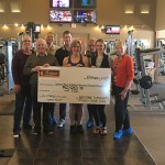 Heritage Community Fitness support for local hospital