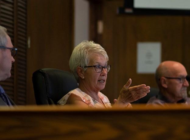 Councillor Wendy Alford