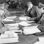 Distinguished World War II Commander General Foulkes visited Perth