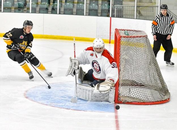 Smiths Falls Bears vs Ottawa Jr. Senators