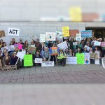 Climate change activism comes to Perth