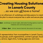 Creating housing solutions in Lanark County