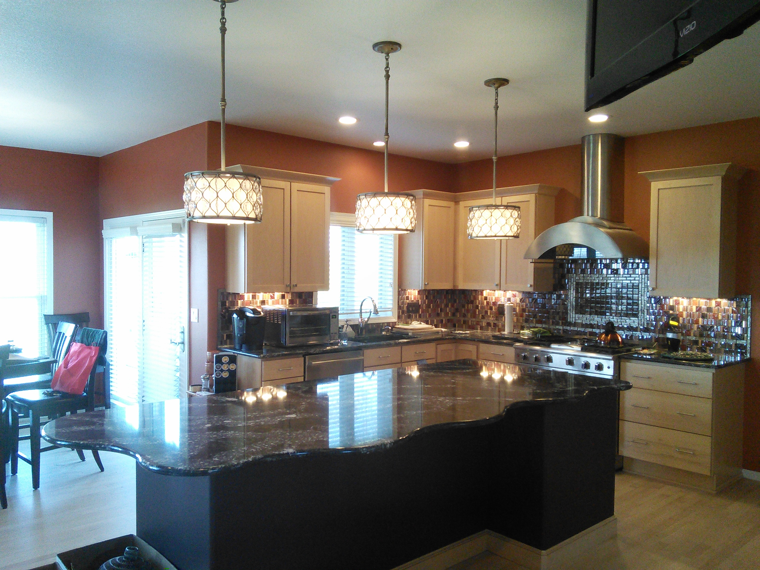 kitchen remodeling contractor   eastern iowa   home town restyling