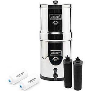 Berkey Countertop Water Filter System