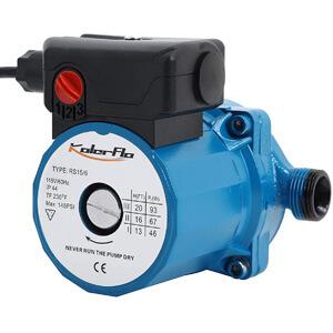 KOLERFLO 34 Inch Hot Water Circulation Pump