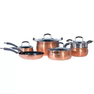 Epicurious Copper Cookware Collection