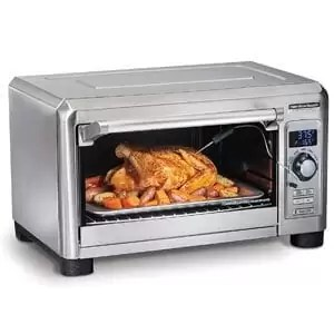 Hamilton Beach Convection Countertop Toaster Oven