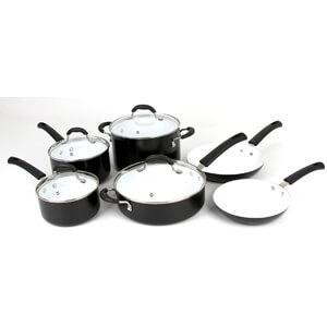 Oneida 10pc Ceramic Cookware Set