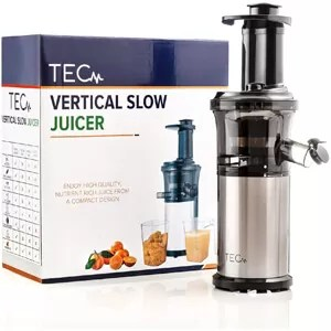 TEC Slow Masticating Juicer