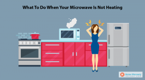 microwave is not heating