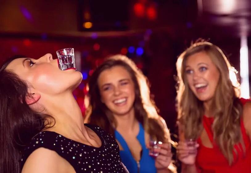 Shot Drinking Games