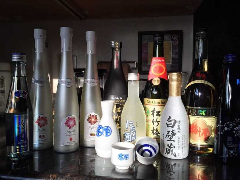 Weekend Getaway to Takara Sake USA