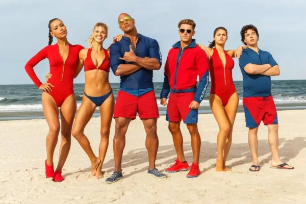 Baywatch Movie Drinking Game