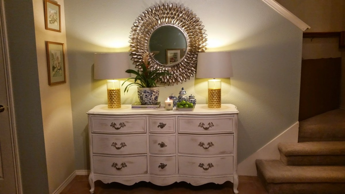 Dressers:  Not Just for your Bedroom Anymore