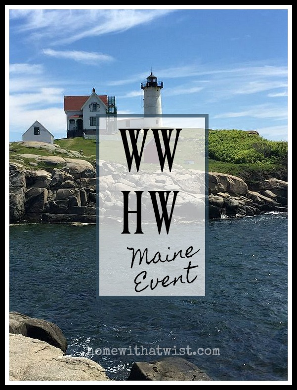 What Would Holley Wear:  Maine Event