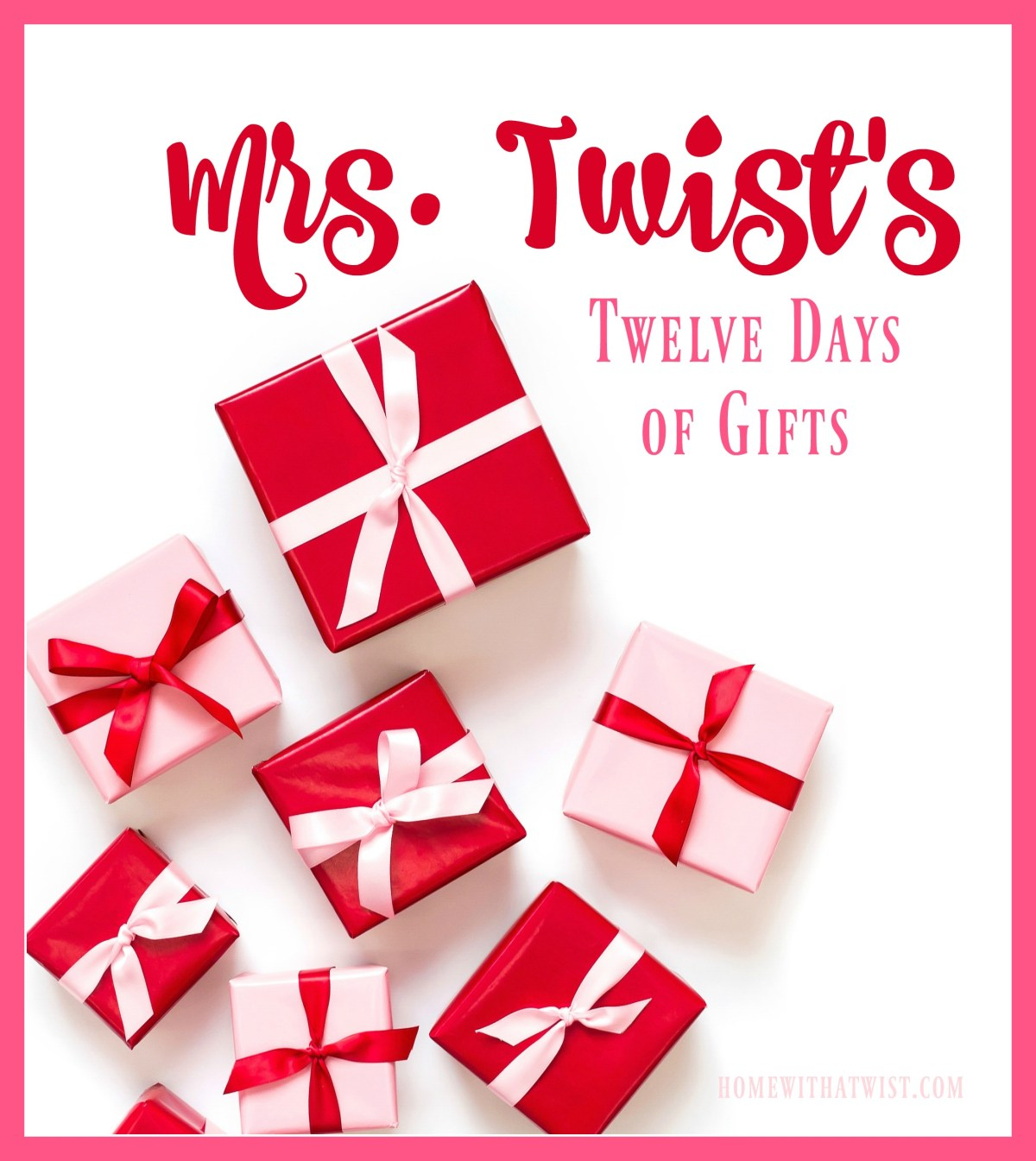 Mrs. Twist Gives This: Gift Ideas for Her