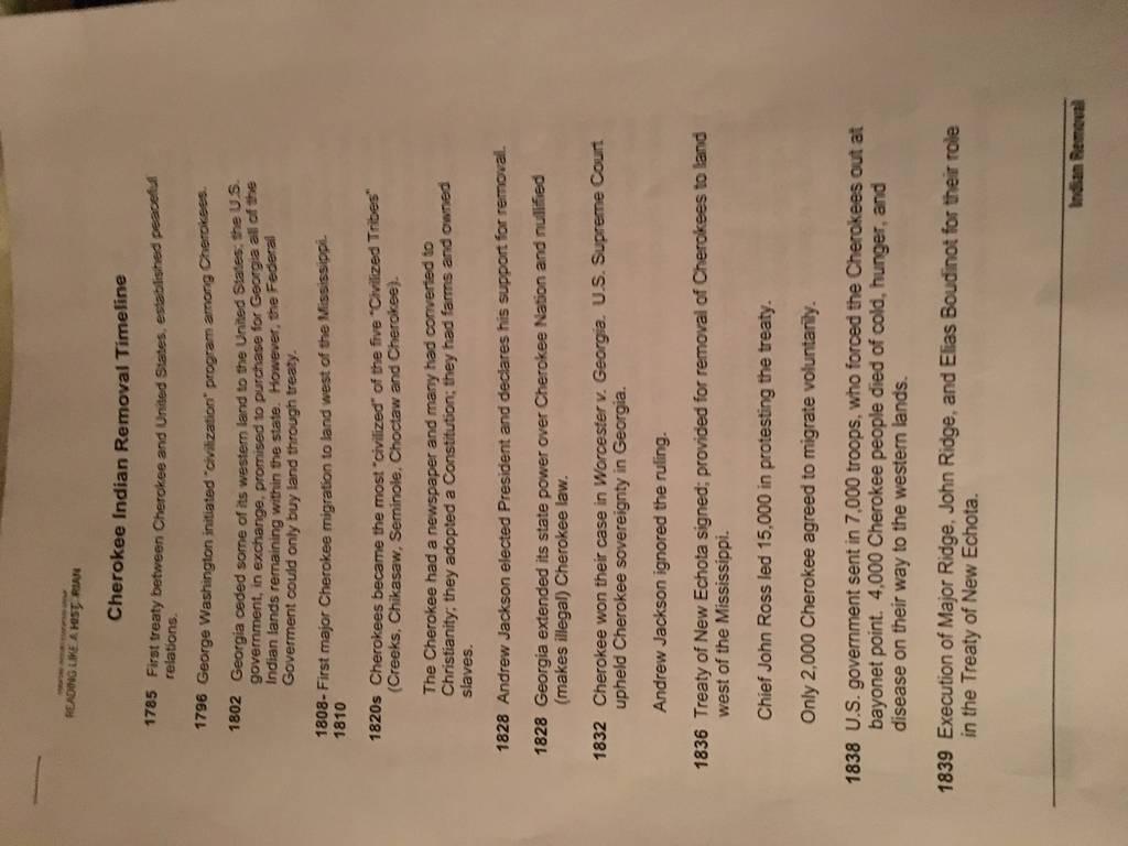 U S Worksheet