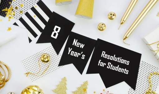 8 New Year's Resolutions for Students 2