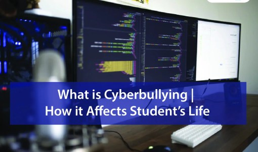 What is Cyberbullying How it Affects Student's Life