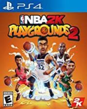 Sony PS4 Game NBA Playgrounds