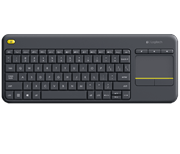 Logitech K400+ Wireless Touch Keyboard With Multi Touch Touc