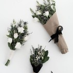 3 Easy Ways To Wrap Flowers Homey Oh My