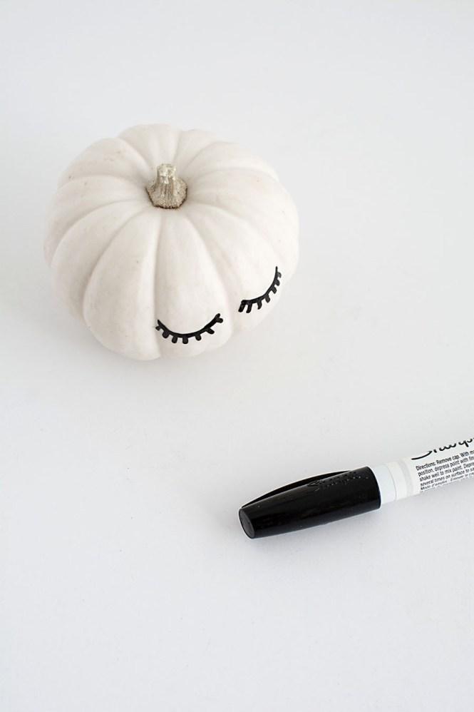 Diy Mini Pumpkins