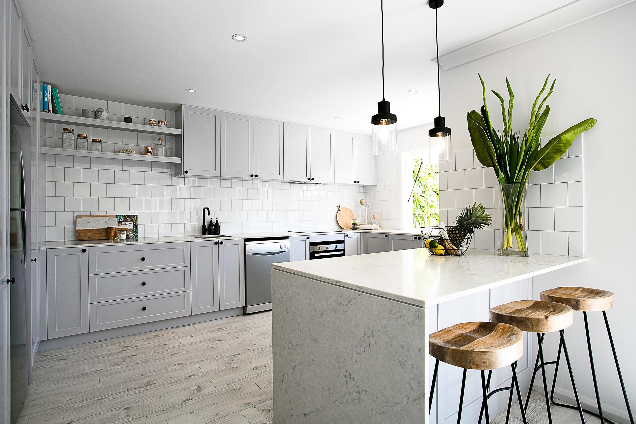 title | Minimalist Kitchen