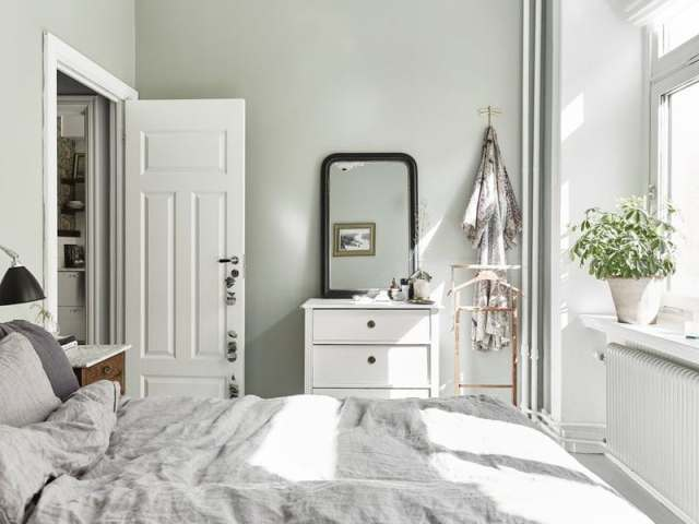 Sage Green Bedroom Walls Homey Oh My