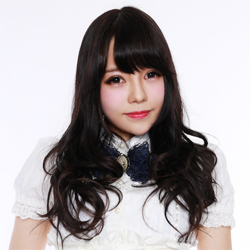 Sonozaki Arisa of Japanese progressive metal idol group Mugen Regina