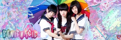 Idol trio Panic Magic
