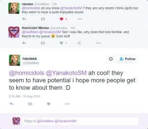 Screen capture of a tweet from @GodMars