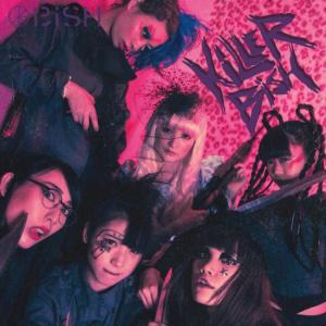 "Cover of Japanese idolcore group BiSH's ""KiLLER BiSH"" album"