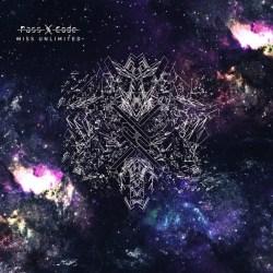 Covert art of Japanese idolcore digital EDM clubcore idol group PassCode's MISS UNLIMITED single