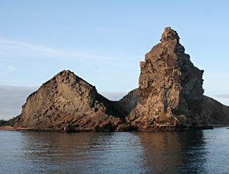 Bartolomé - Pinnacle Rock