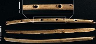 Flute en ivoire de Schelklingen