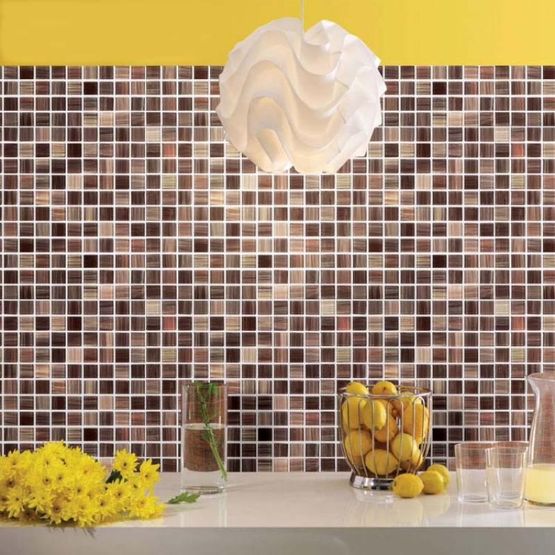 wholesale crystal glass tile backsplash