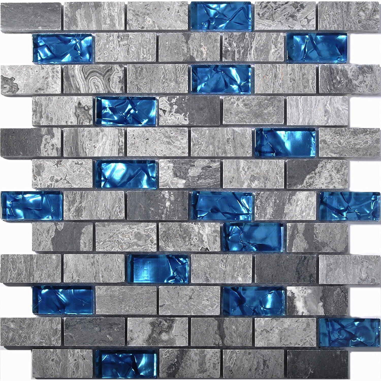 teal blue glass backsplash tiles gray marble 1 x 2 subway tile