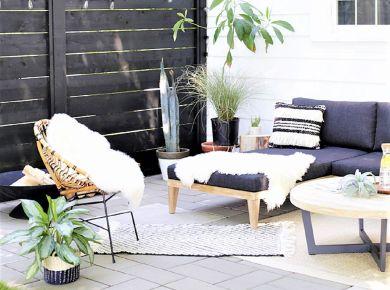 Contemporary Backyard Patio Designs