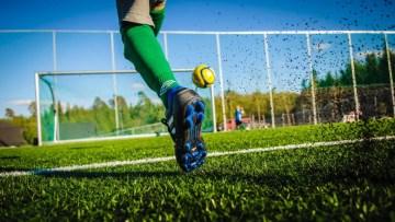 Fotball på mål