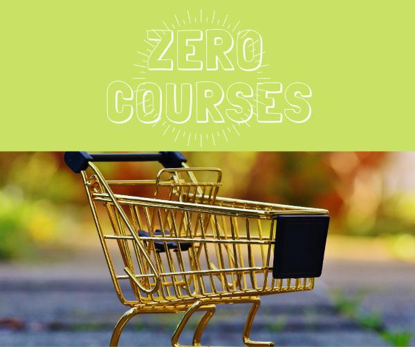 #2 – Zéro courses
