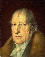 Wilhelm Friedrich Hegel