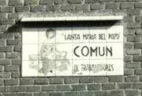 Santa María del Pozo · Común de Trabajadores