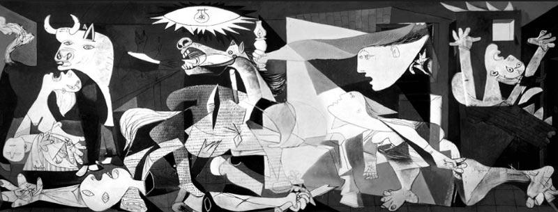 Guérnica de Picasso