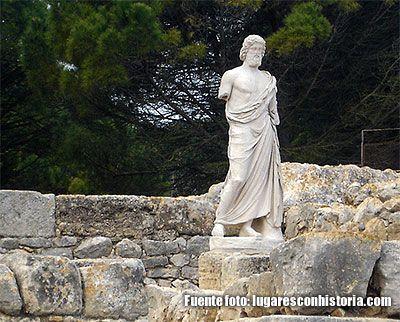 Estatua griega Ampurias