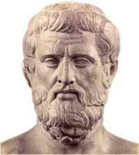 Sófocles, autor de Edipo.