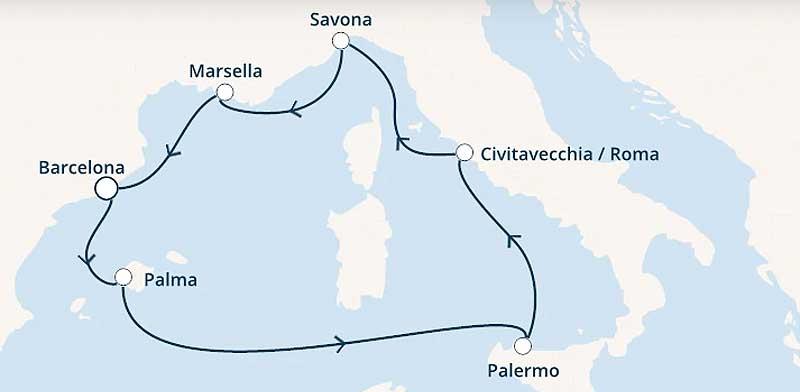 Cruceros 199 euros