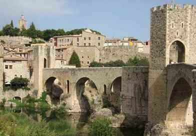 Puente viejo de Besalú