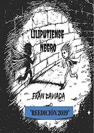 Liliputiense negro Fran Laviada