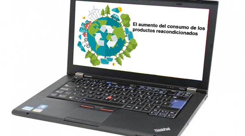 Aumento productos reacondicionados